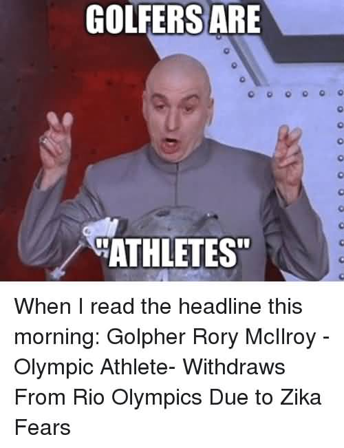 Olympics Meme when i read the headline this morning