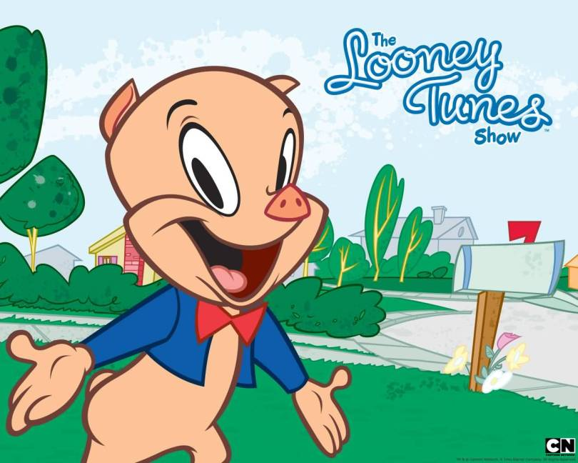 Porky Pig Quotes the loonely tunes show