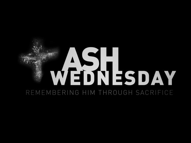 Remembering Him Through Sacrifice Ash Day