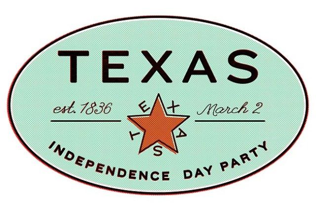 Texas Independence Day March 2 Party