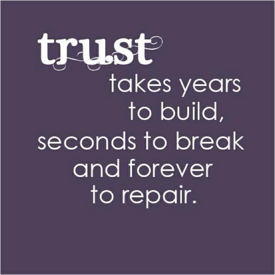 Trust Quotes Sayings 09