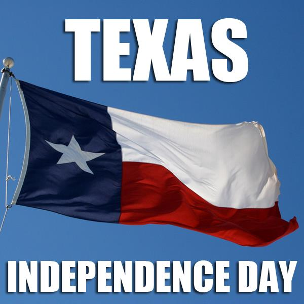Wishing You Happy Texas Independence Day Greetings Image
