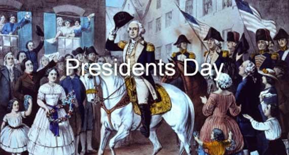 Washington President's Day Image