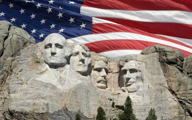Wishing You Happy President's Day Image