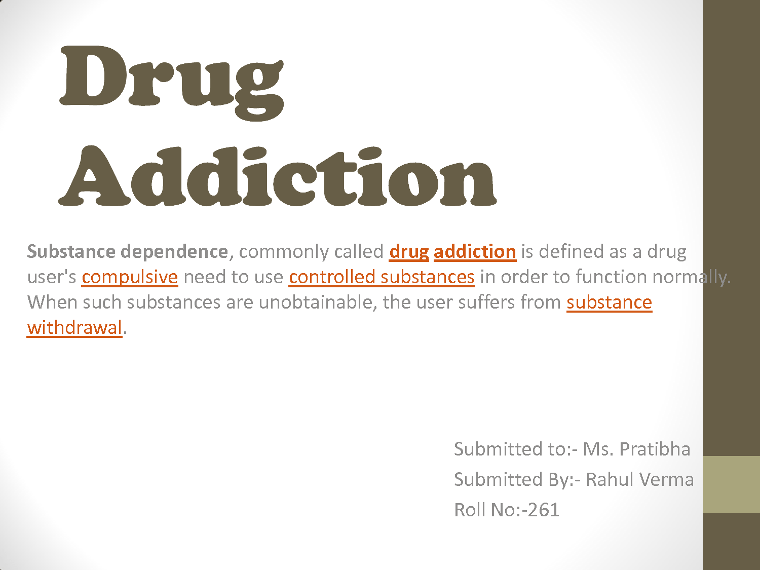 Quotes About Addiction Addiction Quotes Drug Addiction Substance  Picsmine