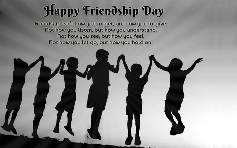 day sayings happy friendship day friendship isn't how you