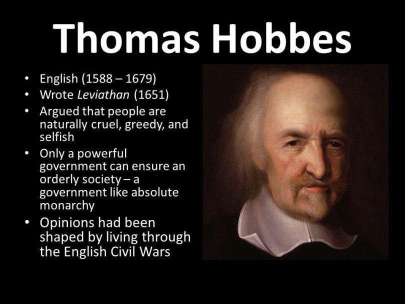 026 Thomas Hobbes Quotes