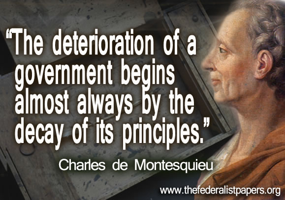 028 Montesquieu Quotes Sayings