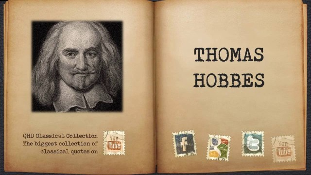 032 Thomas Hobbes Quotes