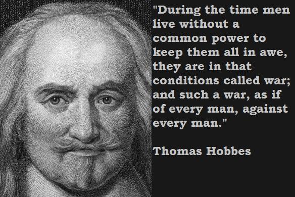 037 Thomas Hobbes Quotes