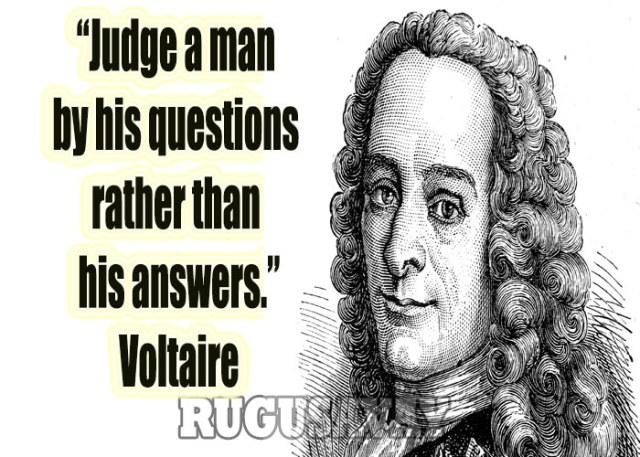 037 Voltaire Quotes