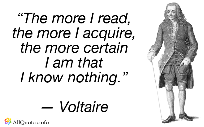 Quotes Voltaire Extraordinary 41 Great Voltaire Quotes Sayings Images & Pictures  Picsmine