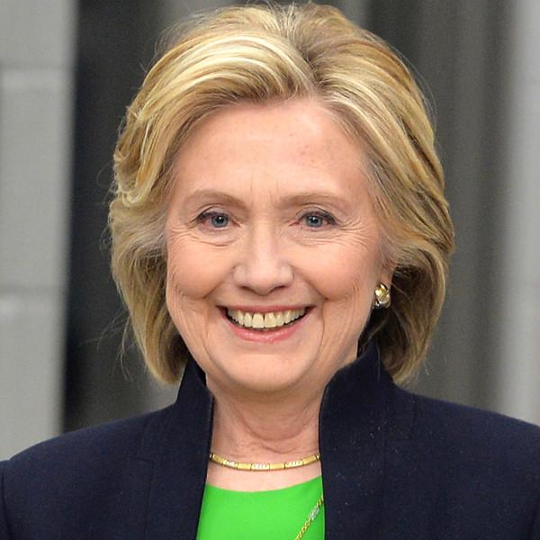 2 Hillary Clinton