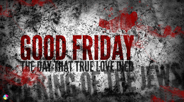 Amazing Good Friday Wishes Wallpaper For Friends
