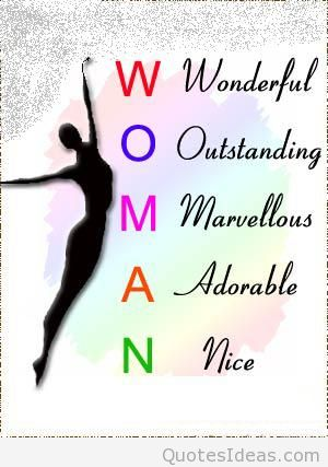 Best Quotes Happy Women's Day Wishes