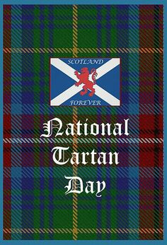 Best Wishes Have A Great Day Happy Tartan Day