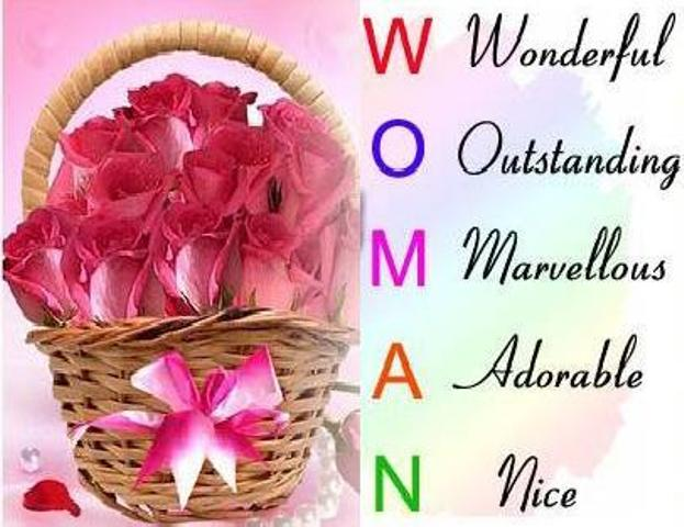 Best Wishes Wonderful Greetings Happy International Women's Day