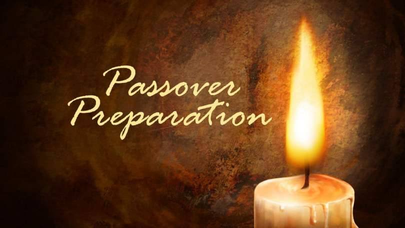 Celebrate Happy Passover Wishes Wallpaper