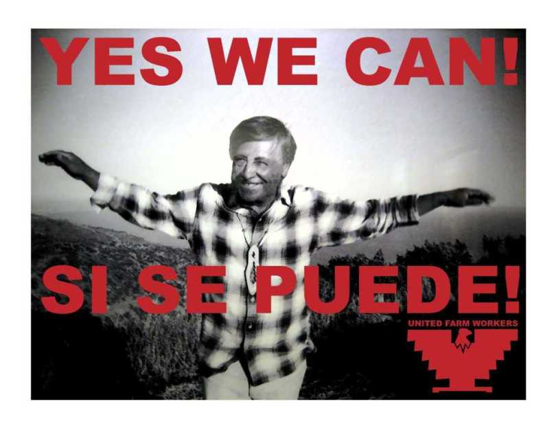 Cesar Chavez Day 104