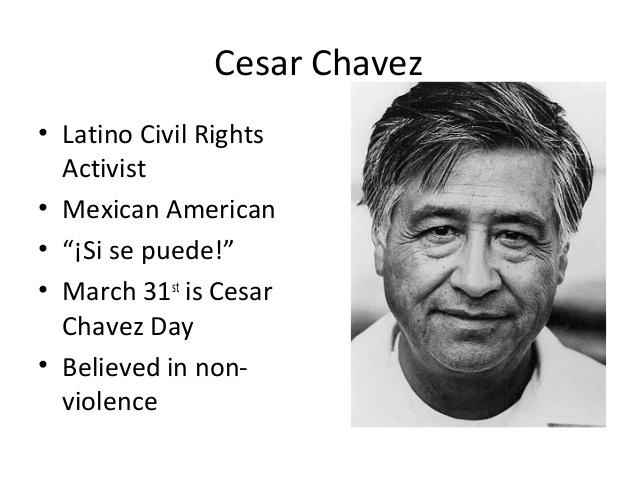 Cesar Chavez Day 75