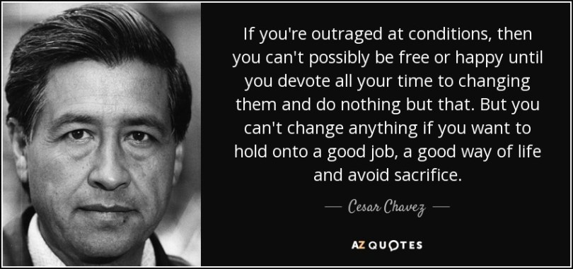 Cesar Chavez Day Quotes 66