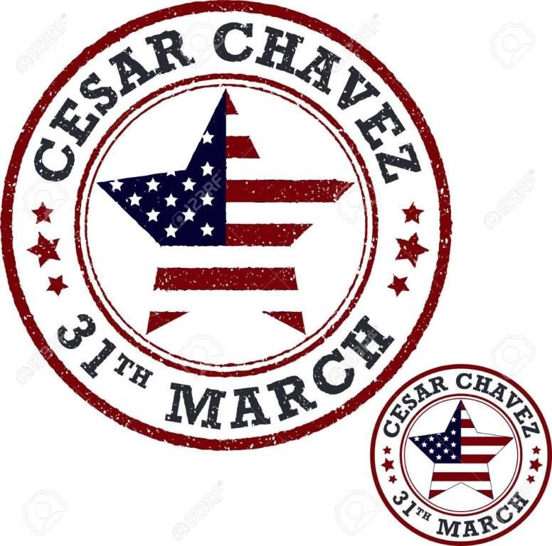 Cesar Chavez Logo 58
