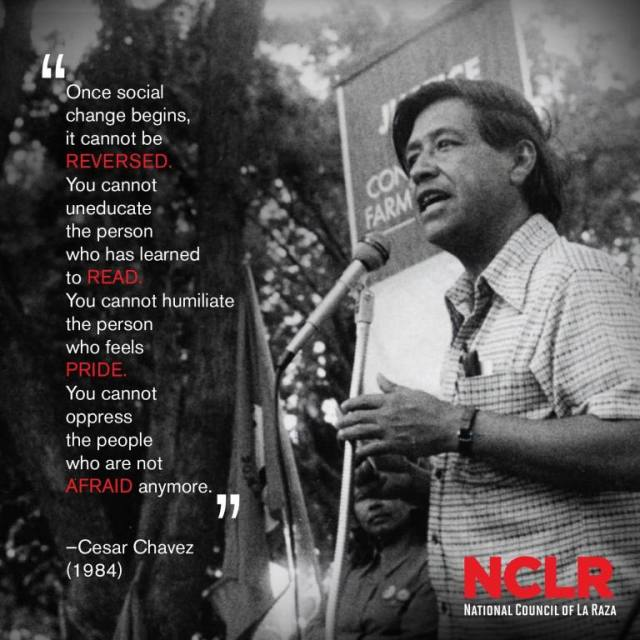 Cesar Chavez Quotes 78