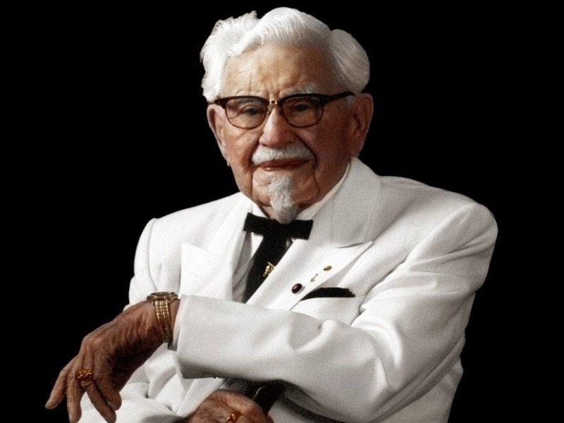 Colonel (Harland) Sanders Success Stories