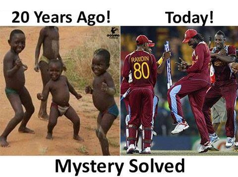 Cricket Meme 20 year ago today mystery solved