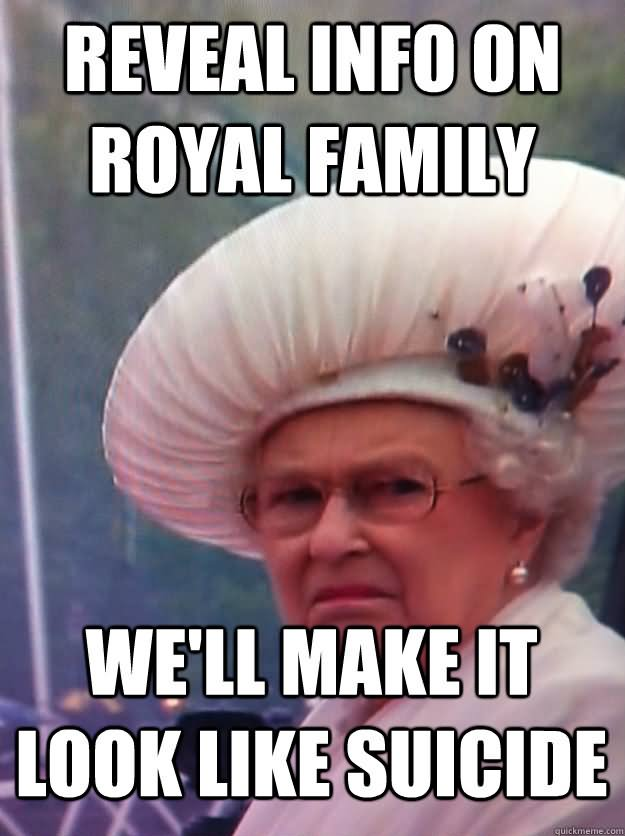 Family Memes Reveal info on royal family we'll