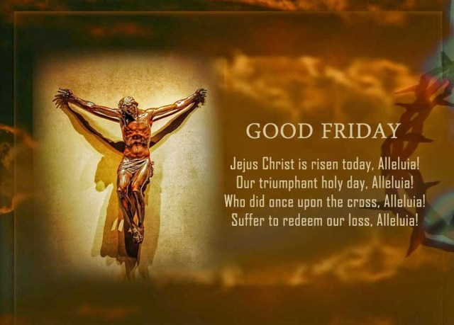 Fantastic Good Friday Wishes Quotes Wishes Message Images