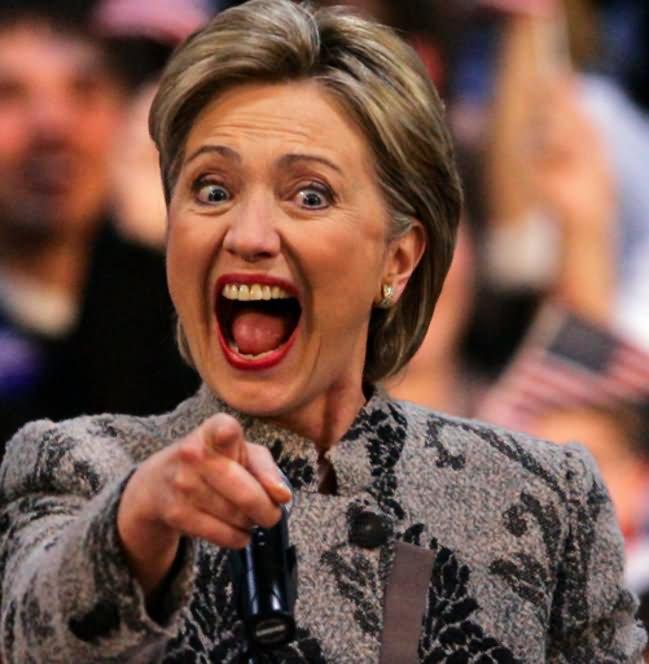 Funny Hillary Clinton Meme