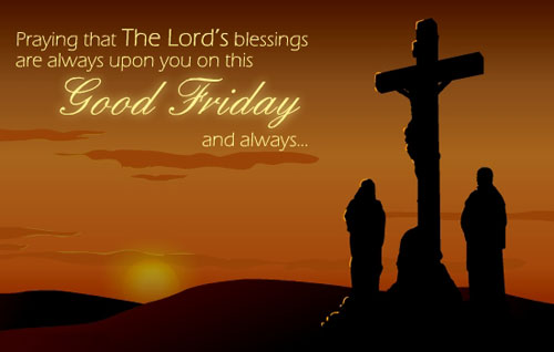 God Blessing Happy Good Friday Wishes Greetings Images