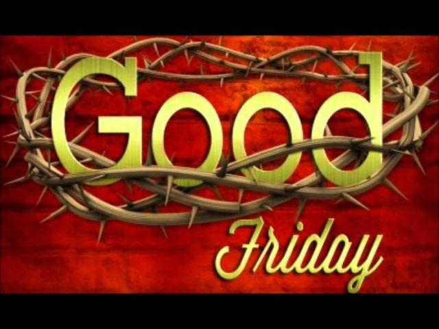 Good Friday Wishes Greetings Picture