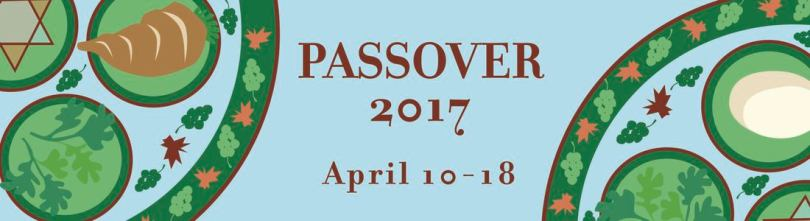 Happy Passover Wishes 2017 Cover Image