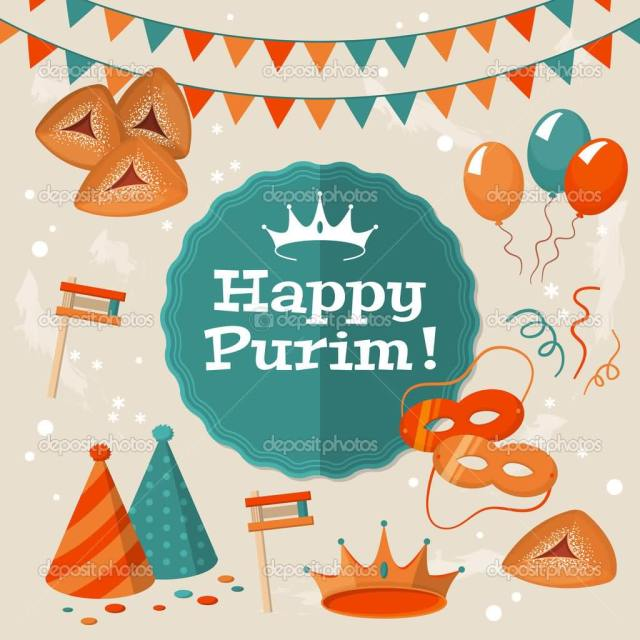 Have Blessed Happy Purim Wishes