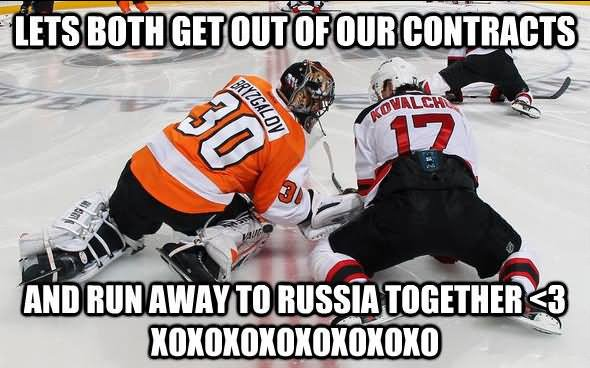 Hockey Memes lets both get out of our contracts