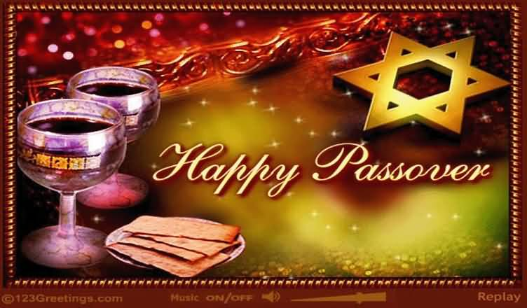 Hope You Good Day Happy Passover Wishes