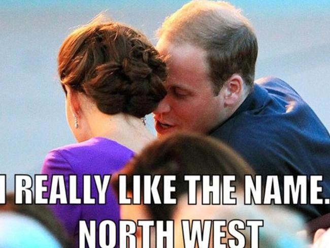 I Really like the name north west Family Memes