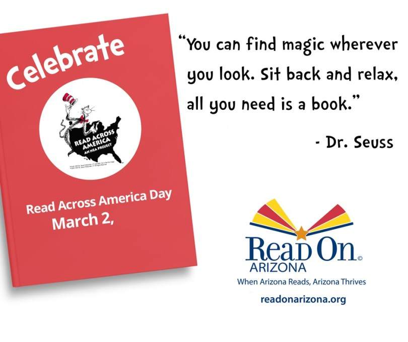 March 2 Read Across America Day