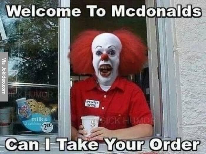 Mcdonalds Meme Welcome to mcdonalds can i take your order