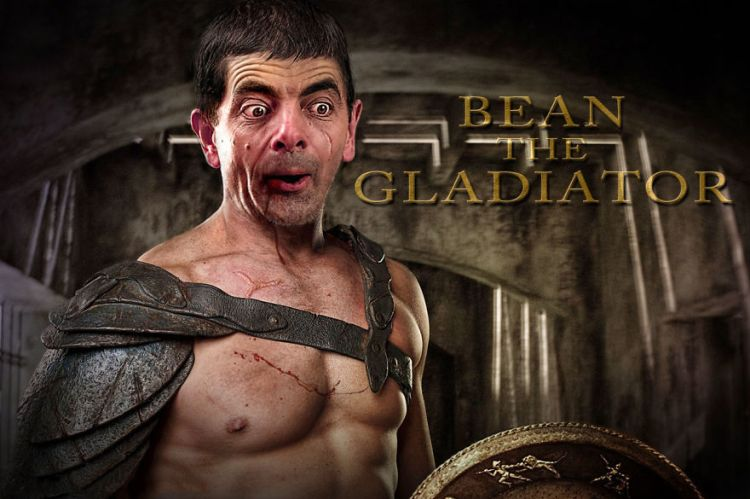 Mr Bean Funny Photoshop Images 16