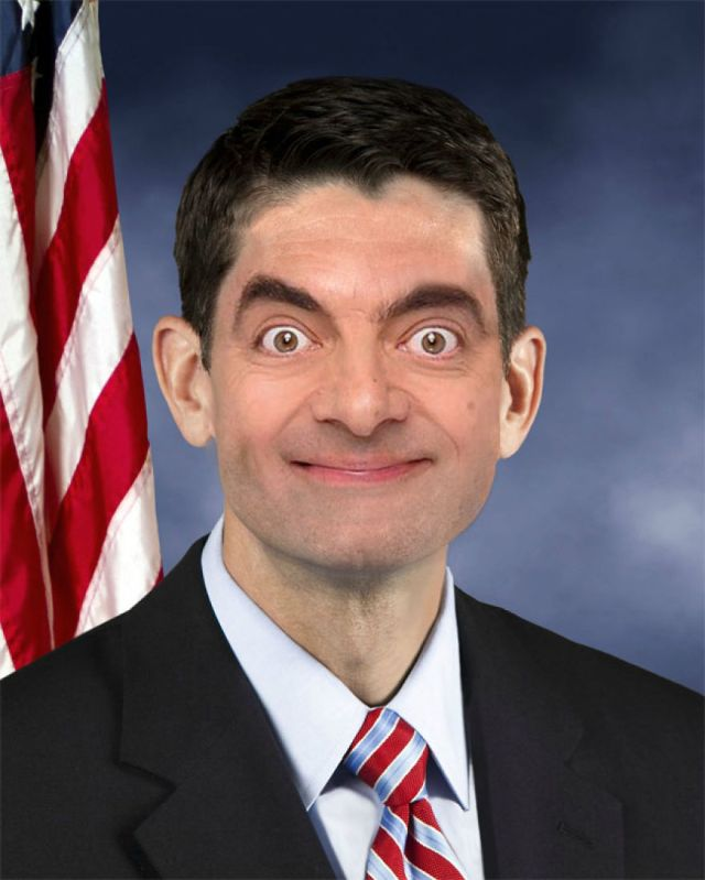 Mr Bean Funny Photoshop Images 25
