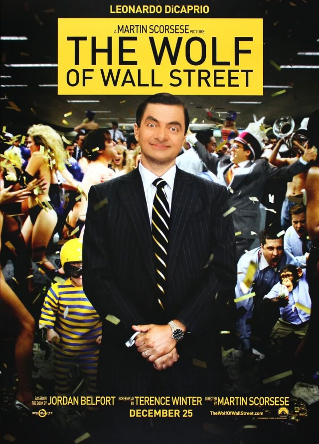 Mr Bean Funny Photoshop Images 49