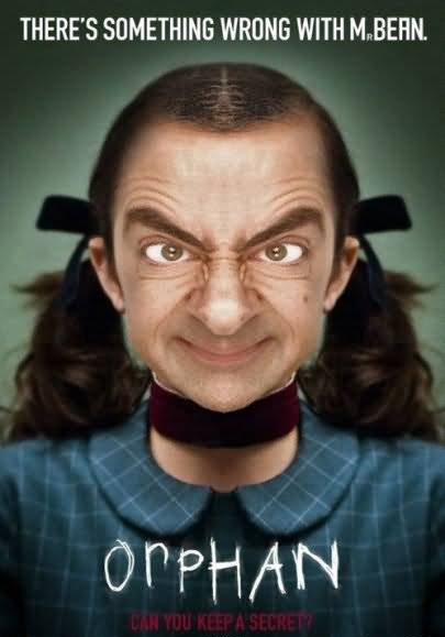 Mr Bean Meme there's something wrong with mr bean