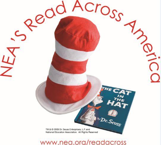 Nea's Read Across America