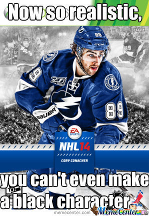 Now so realistic Hockey Memes