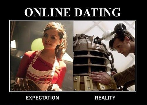 Online Meme Online dating expectation reality