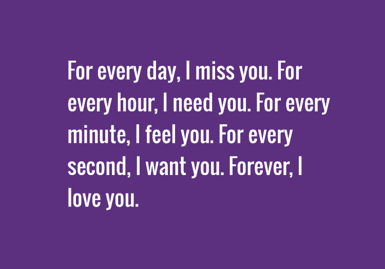 Outstanding Love Quotes For Him