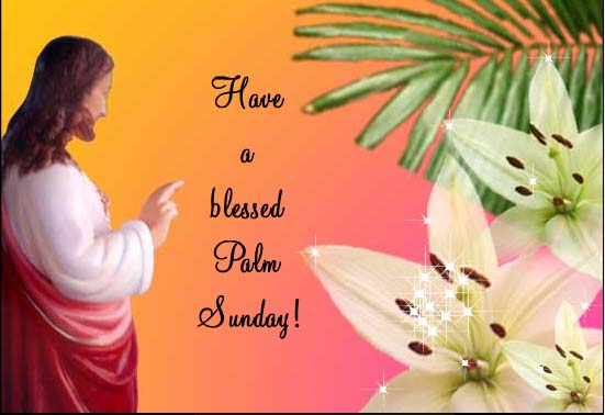 Palm Sunday Jesus Wishes 014